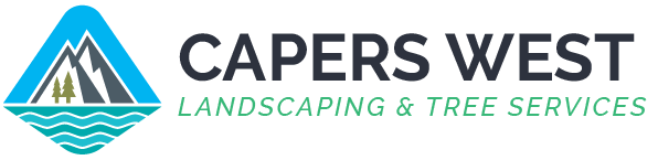 Capers West Landscaping Logo